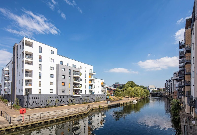 River Revitalisation Benefits New Homes in Norwich