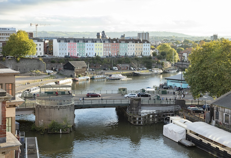 Prime Waterside Offices Available on Bristol's Floating Harbour