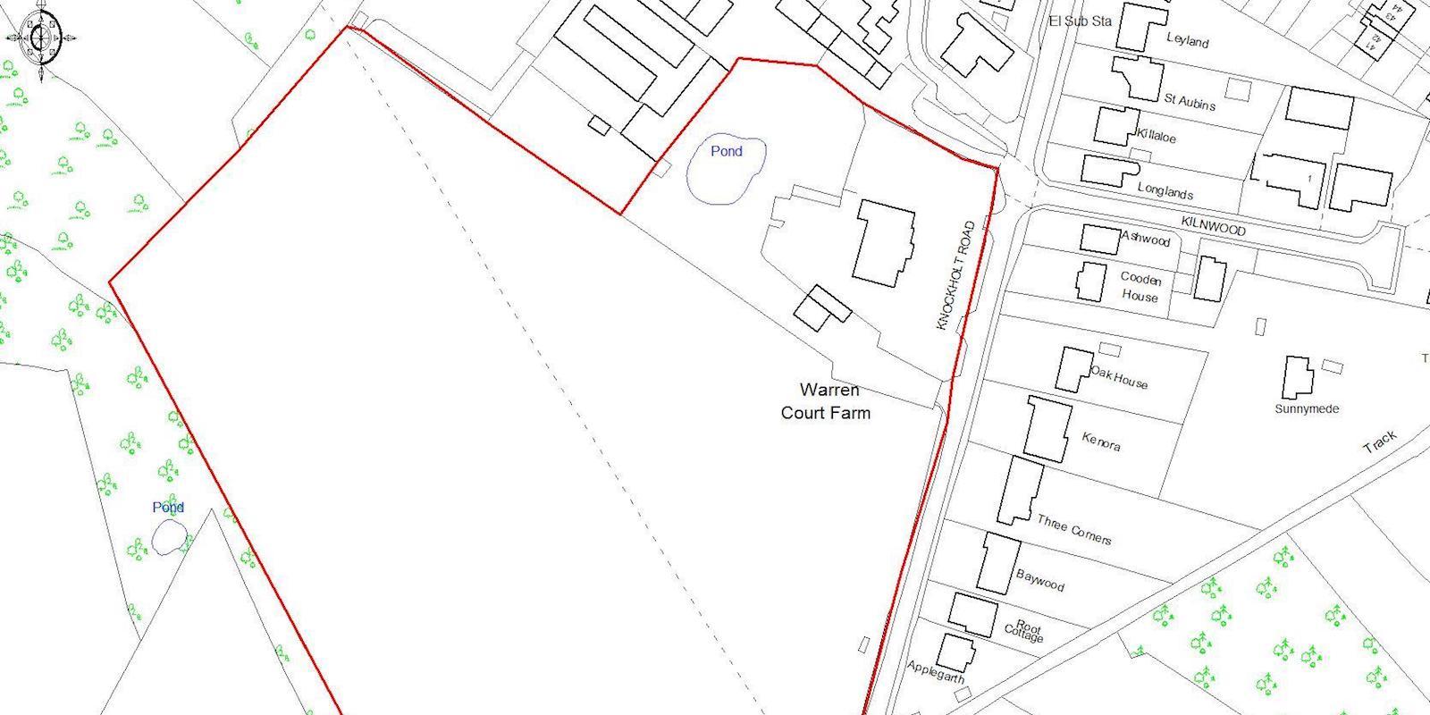 Knockholt Road, Halstead, Sevenoaks